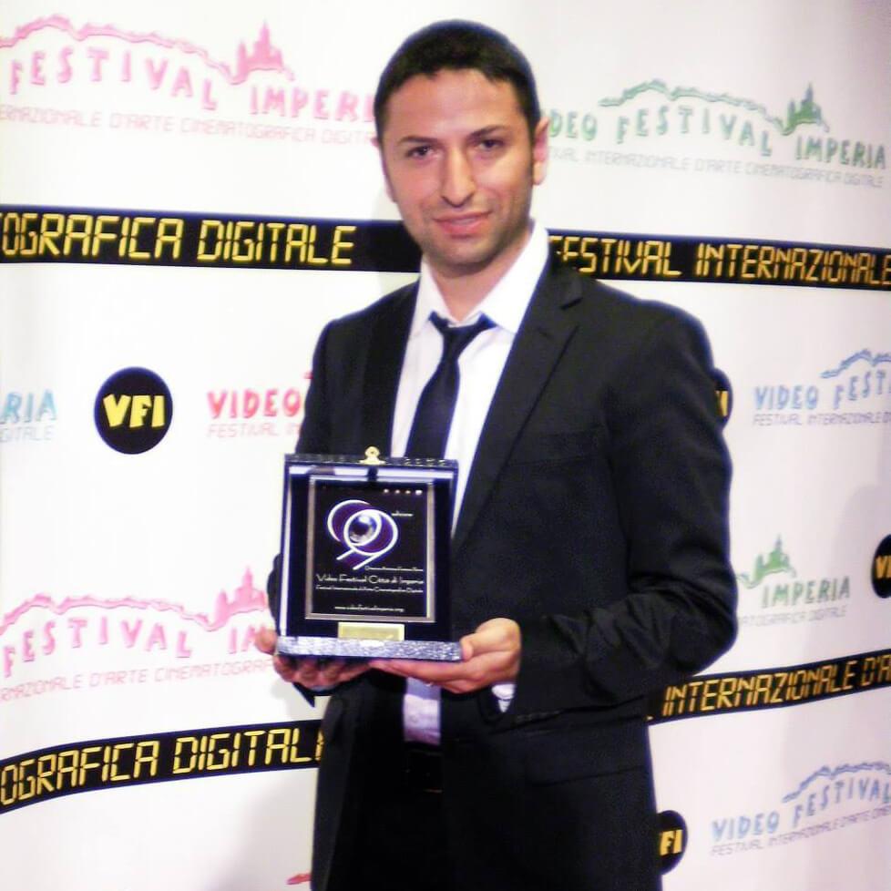 Winner at Film Festival